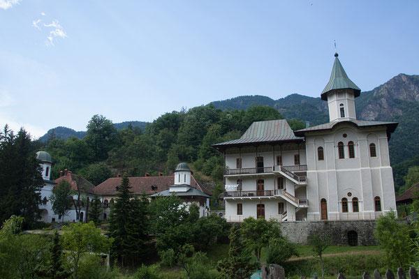 11.06. Kloster Turnu, Große Hauptkirche (1900)