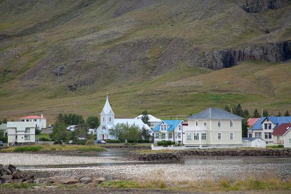 20.8. Seyðisfjörður - letzte Nacht auf Island