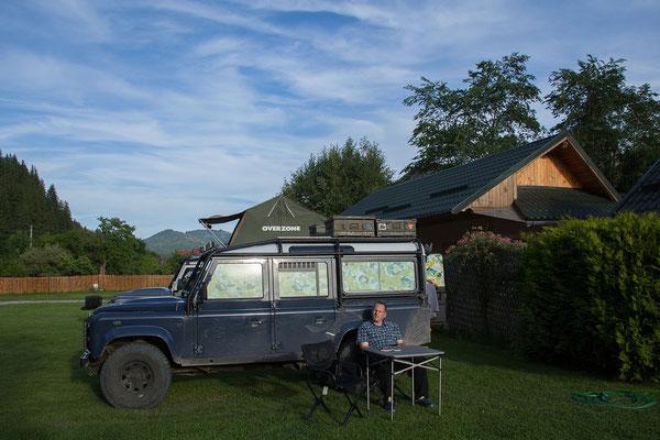 16.6. Fundu Moldovei,  Camping De Vuurplaats