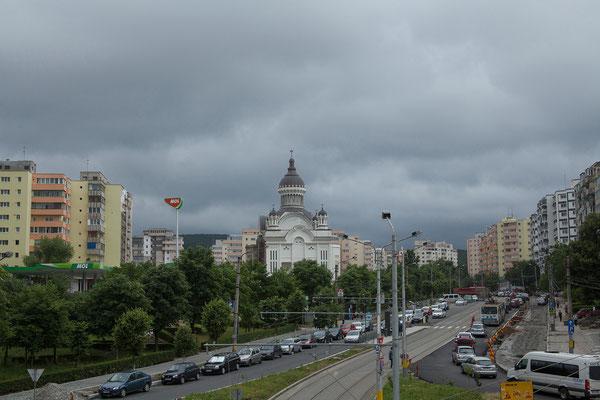 16.06. Cluj: zweitgrößte Stadt des Landes und Universitätsstadt mit rund 100.000 StundentInnen.