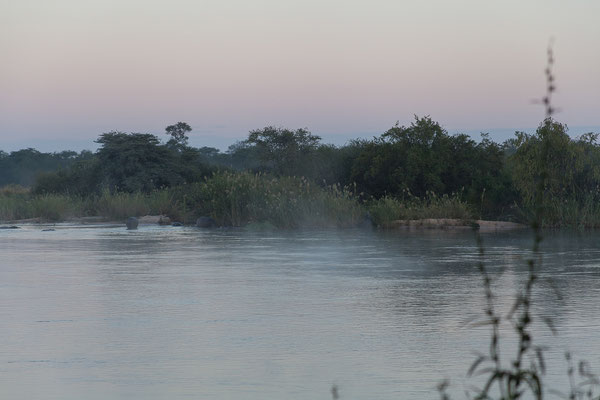 26.4. Nunda River Lodge; ein neuer Tag beginnt.