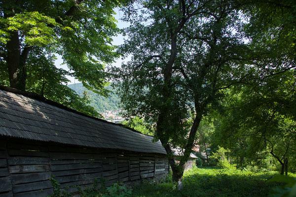 05.06. Sighișoara, Scara școarilor (Schülertreppe)