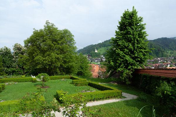 04.05. Škofja Loka: Blick von der Burg