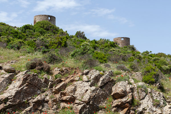 29.05. Cap Corse nahe Moulin Mattei