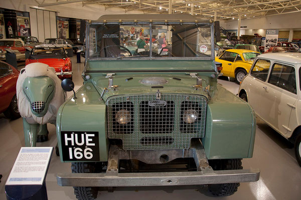 04.09. Heritage Motor Museum, Gaydon