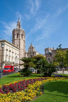 03.04. Plaza de la Reina: Catedral de Santa María de Valencia