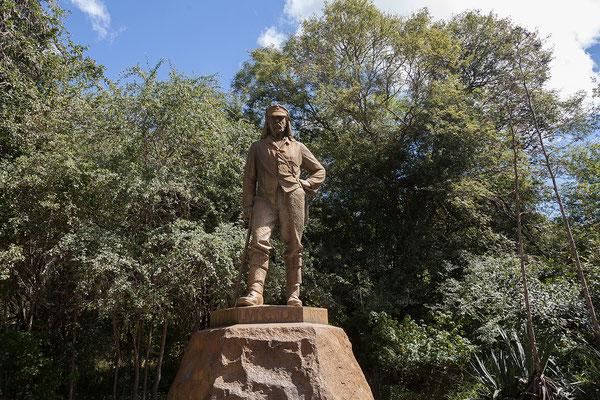 Vic Falls NP: Dr. Livingstone, I presume ...