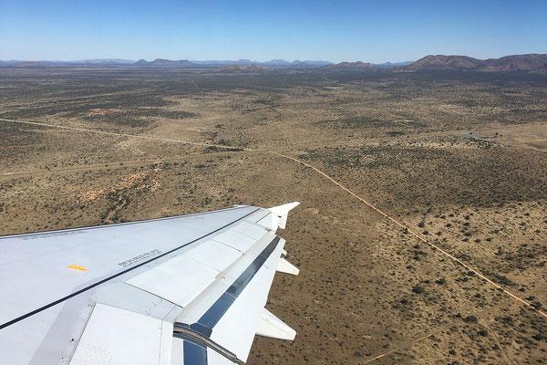 18.05. Namibia von oben