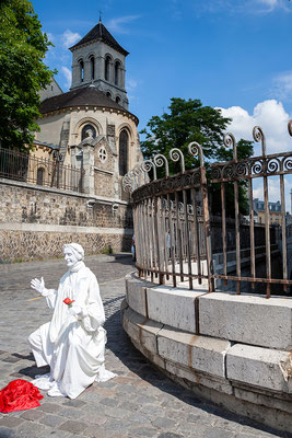 13.06. Montmartre: Église St. Pierre de Montmartre