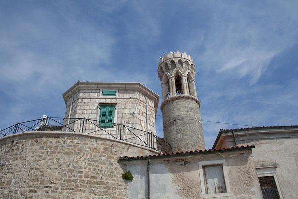Piran, Punta Leuchtturm