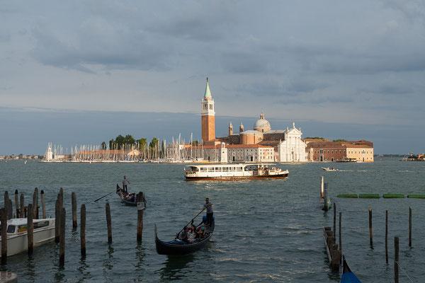 30.06. Blick auf San Giorgio Maggiore