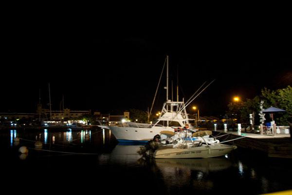Hafen beim Restaurant Patagonia, Kralendijk