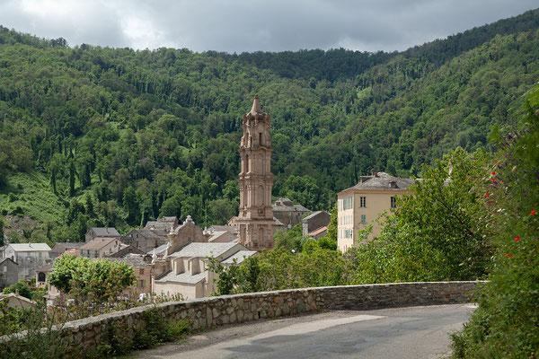 05.06. La Porta ist ein typisces Castagniccia Dorf.