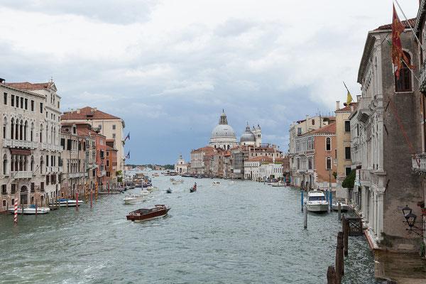 30.06. Canal Grande & Santa Maria della Salute