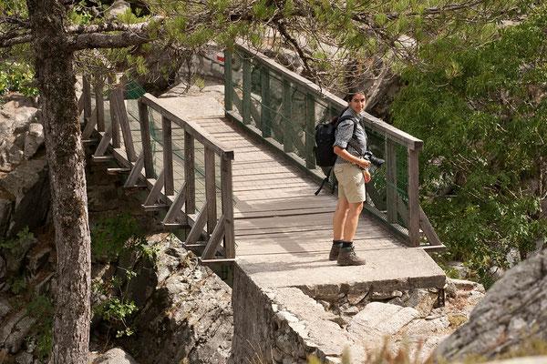 03.09. Wanderung im Manganello Tal, Pont de Tolla