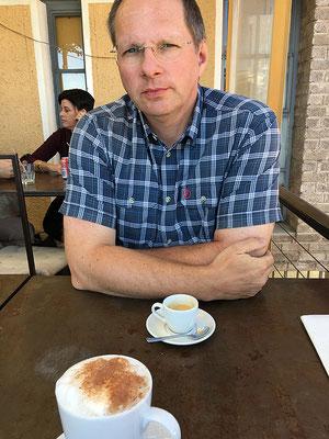 17.05. Kaffee ...