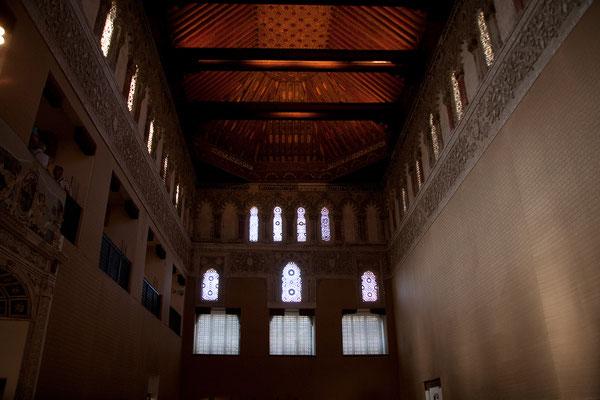 26.09. Toledo: Synagoge El Tránsito