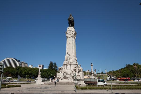 15.09. Praça Marquês de Pombal