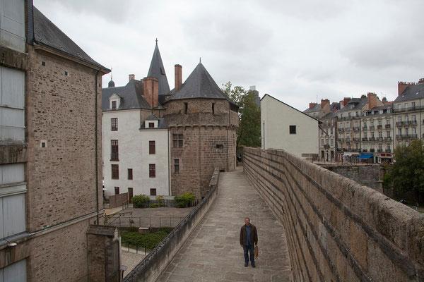 19.09. Schloss der Herzöge der Bretagne, Nantes