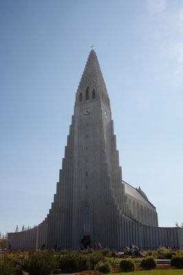 12.8. Reykjavík - Hallgrímskirkja