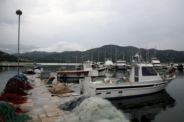 5.6. Heute steht das Cap Corse auf unserem Programm. Erster Stopp ist St. Florent.