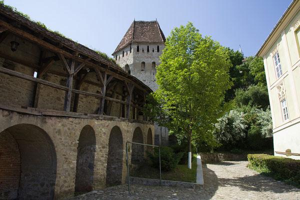 05.06. Sighișoara, Turnul Cositorarilor (Zinngießer-Turm)