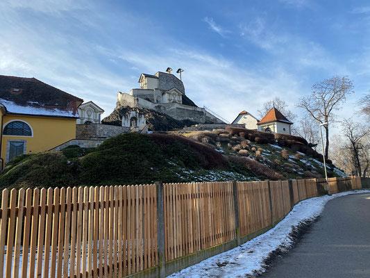 01.02. Spaziergang zum Kalvarienberg