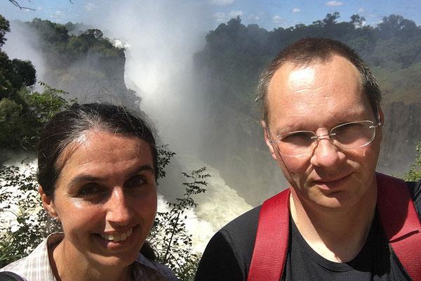 Simbabwe, Victoria Falls, 2017