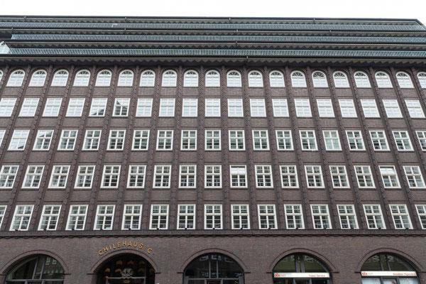 23.06. Kontorhausviertel: Chilehaus