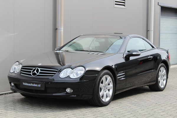 Mercedes-Benz SL 500 - 2003 - 42.566 km