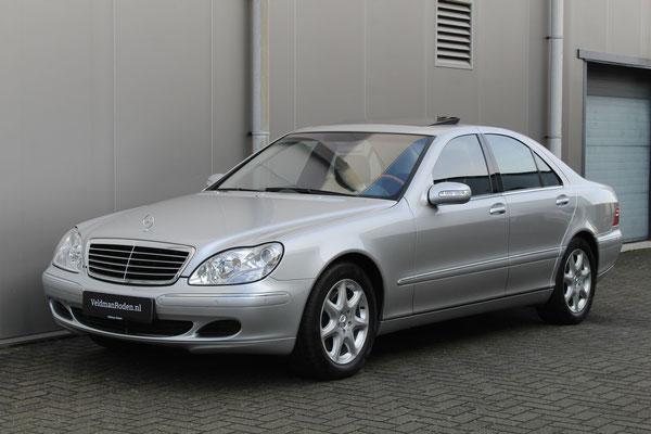 Mercedes-Benz S 500 4matic - 2003 - 22.450 km