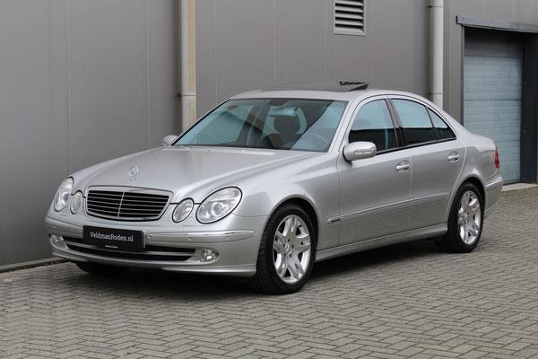 Mercedes-Benz E 320 CDI Avantgarde - 2003 - 97.089 km