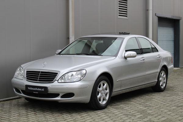 Mercedes-Benz S 350 - 2003 - 96.231 km
