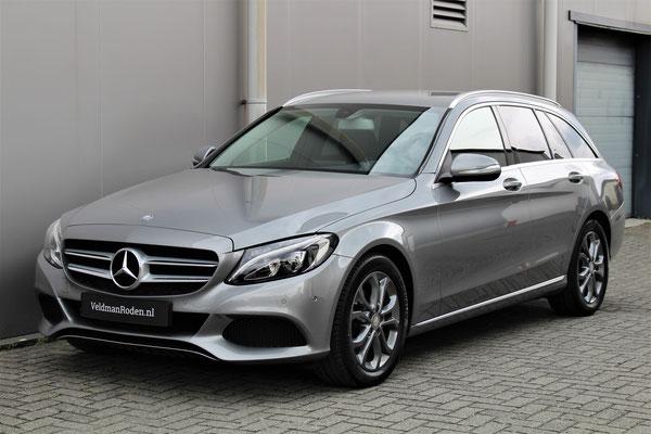 Mercedes-Benz C 180 Estate Avantgarde - 2015 - 43.850 km