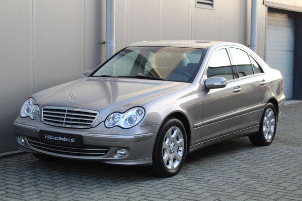 Mercedes-Benz C 180 Kompressor Elegance - 2004 - 45.200 km