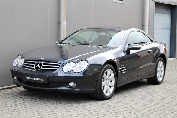 Mercedes-Benz SL 350 - 2004 - 31.919 km