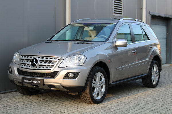 Mercedes-Benz ML 500 - 2008 - 84.250 km
