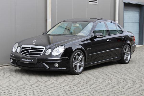 Mercedes-Benz E 63 AMG - 2007 - 48.580 km