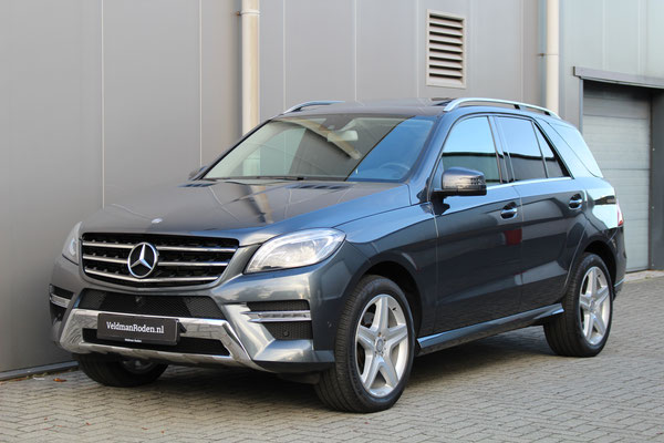 Mercedes-Benz ML 350 BlueTec - 2013 - 31.500 km