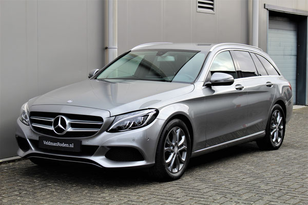 Mercedes-Benz C 180 Estate Avantgarde - 2016 - 58.758 km