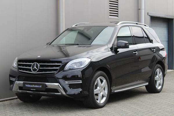 Mercedes-Benz ML 350 BlueTEC 4matic - 2013 - 42.850 km