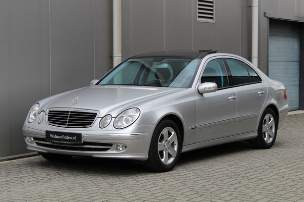 Mercedes-Benz E 320 Avantgarde - 2002 - 55.380 km