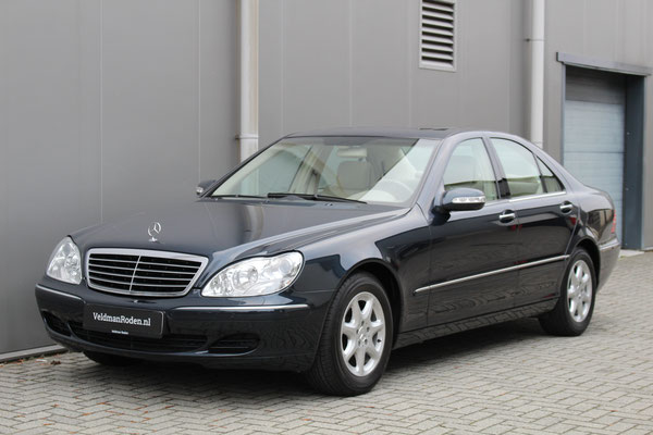 Mercedes-Benz S 350 - 2003 - 59.000 km