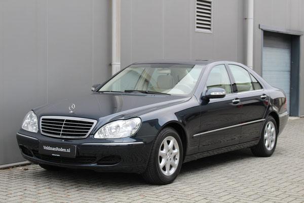Mercedes-Benz S 350 - 2003 - 59.000 km