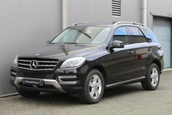 Mercedes-Benz ML 350 BlueTEC - 2013 - 79.798 km