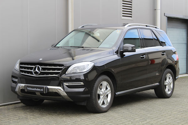 Mercedes-Benz ML 350 BlueTEC - 2013 - 79.798 km