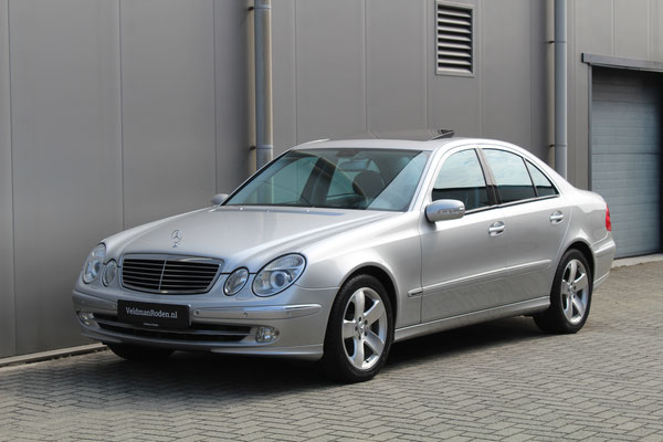 Mercedes-Benz E 320 Avantgarde - 2003 - 95.546 km