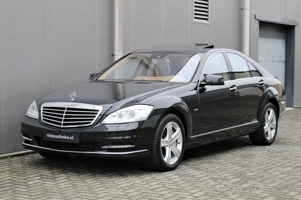 Mercedes-Benz S 500 BlueEfficiency 4matic - 2011 - 68.400 km