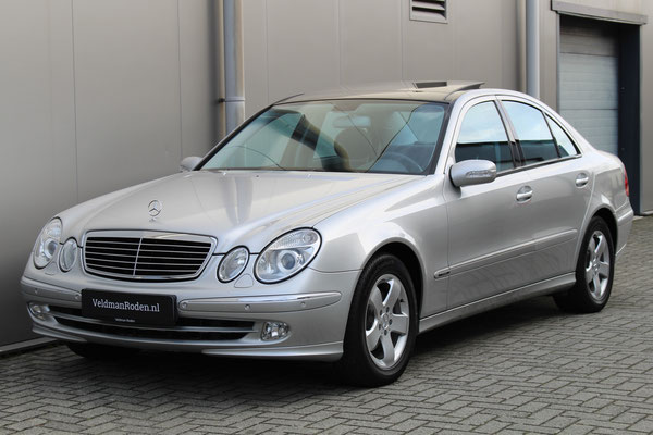 Mercedes-Benz E 320 Avantgarde - 2004 - 57.350 km