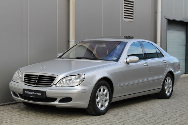 Mercedes-Benz S 350 - 2004 - 80.250 km